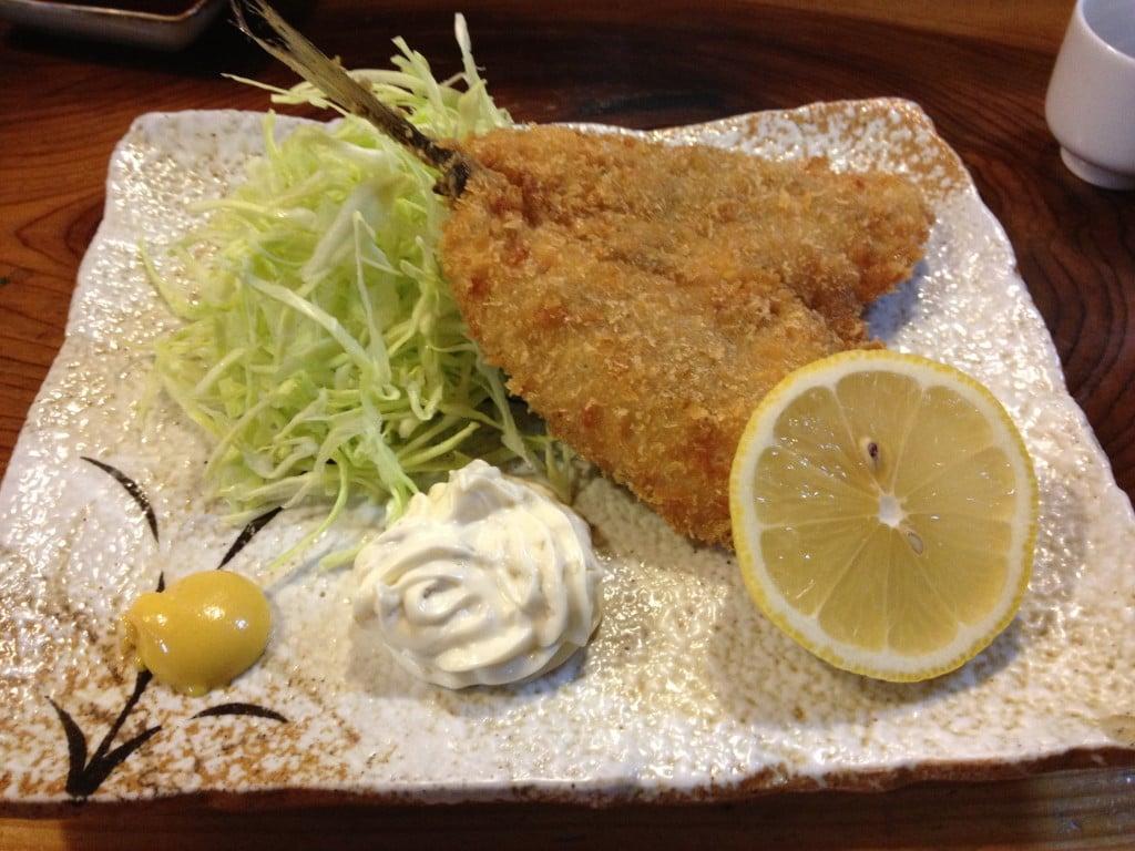 海なし県でまともなお魚が食べれられる居酒屋 ~ うおほり