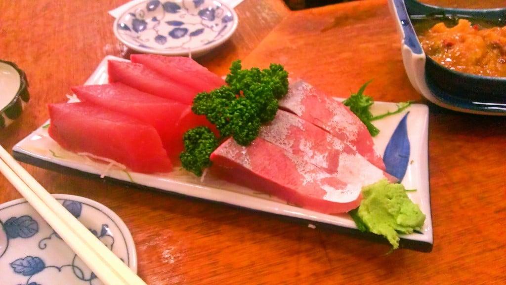 お魚も楽しめるせんべろ ~ 門前仲町 魚三酒場 富岡店