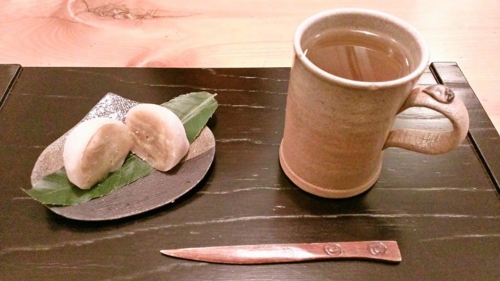 繊細な栗の風味が楽しめる和風カフェ ~ 千駄木 和栗や