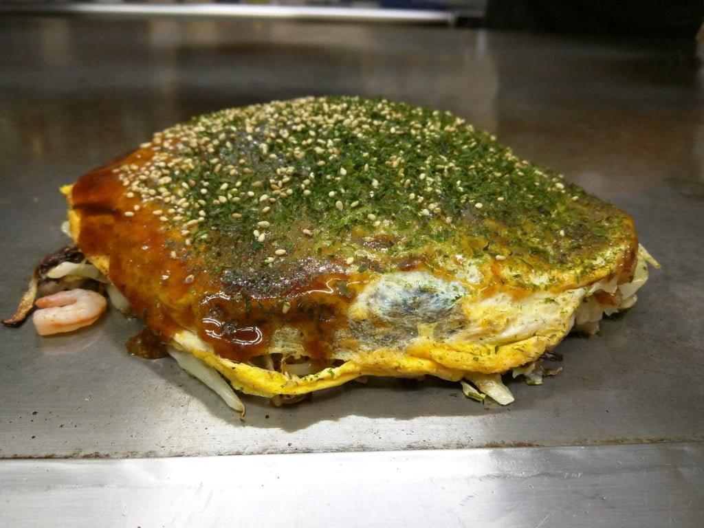 富山で食べる本格的な広島風お好み焼き ~ 富山 和光ちゃん