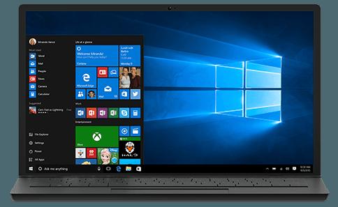 Windows10の初期設定とパソコンが使えるようになるまでの設定