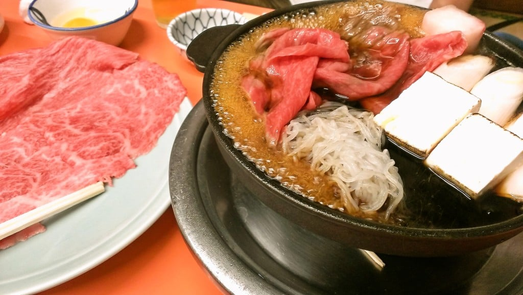 文明開化の味がする ~ 東京浅草 米久本店